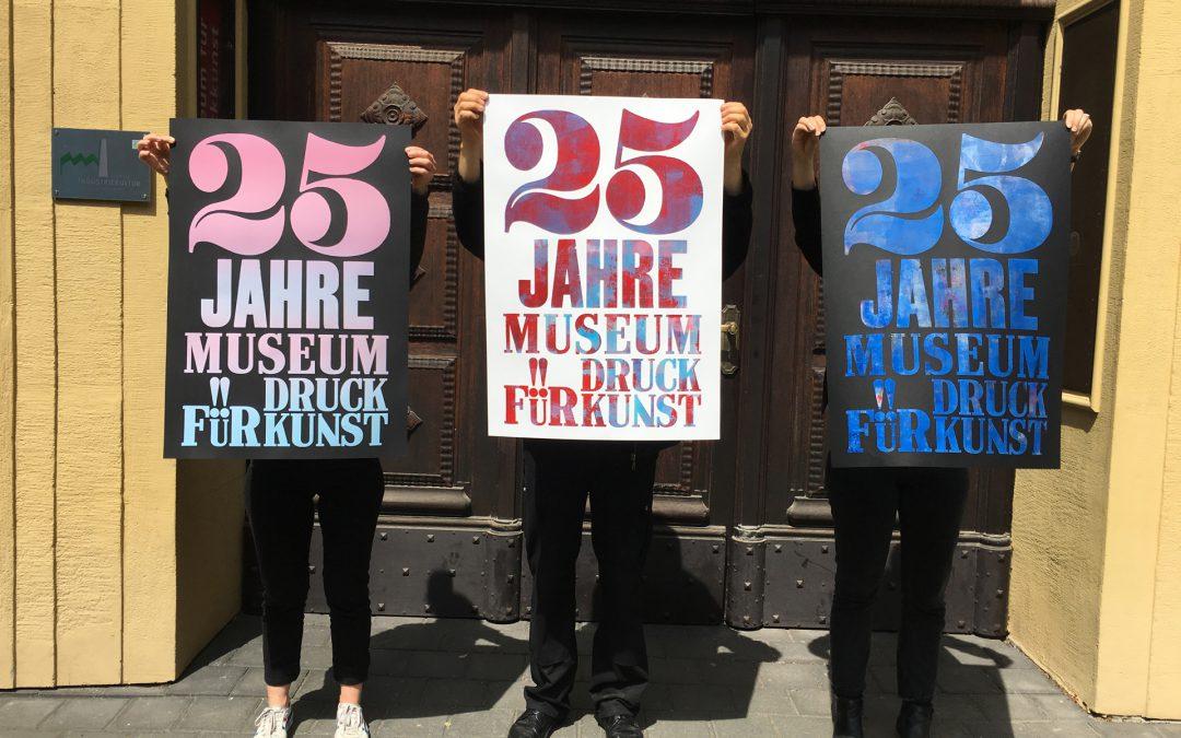 Das Museum für Druckkunst Leipzig feierte sein 25-jähriges Bestehen