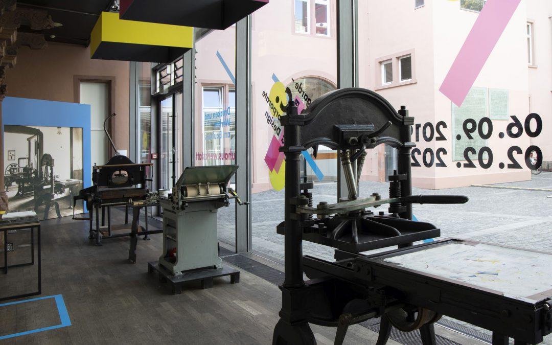 Gutenberg-Museum: Führung durch die Ausstellung «ABC. Avantgarde – Bauhaus – Corporate Design»