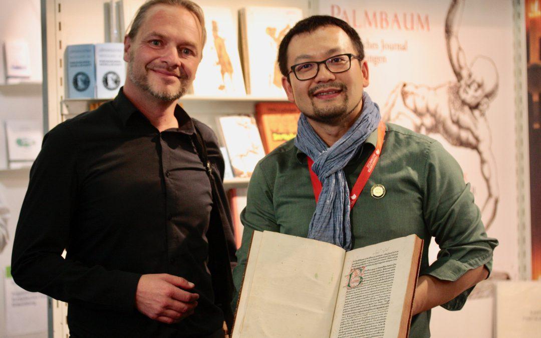 Frankfurter Buchmesse – Begegnungen