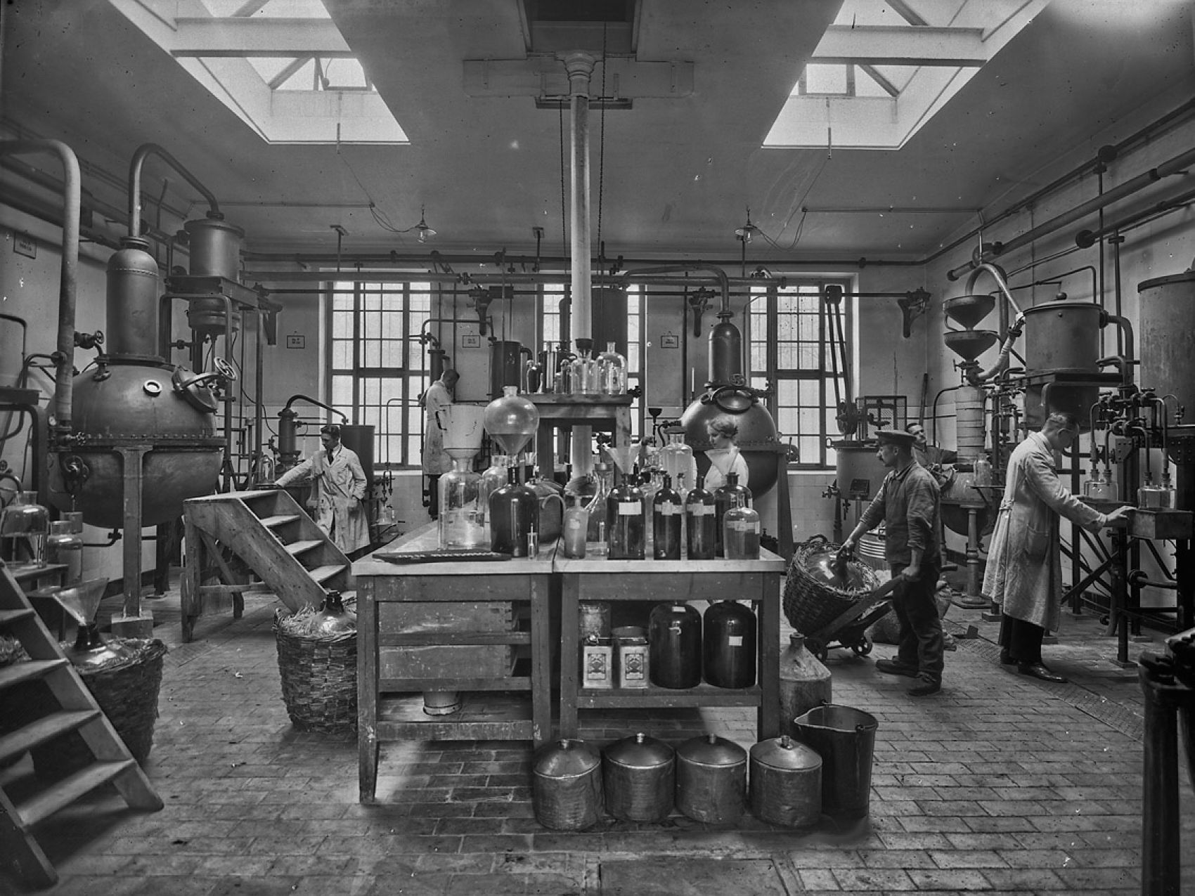 Museum für Druckkunst verlängert Ausstellung zur Industriefotografie