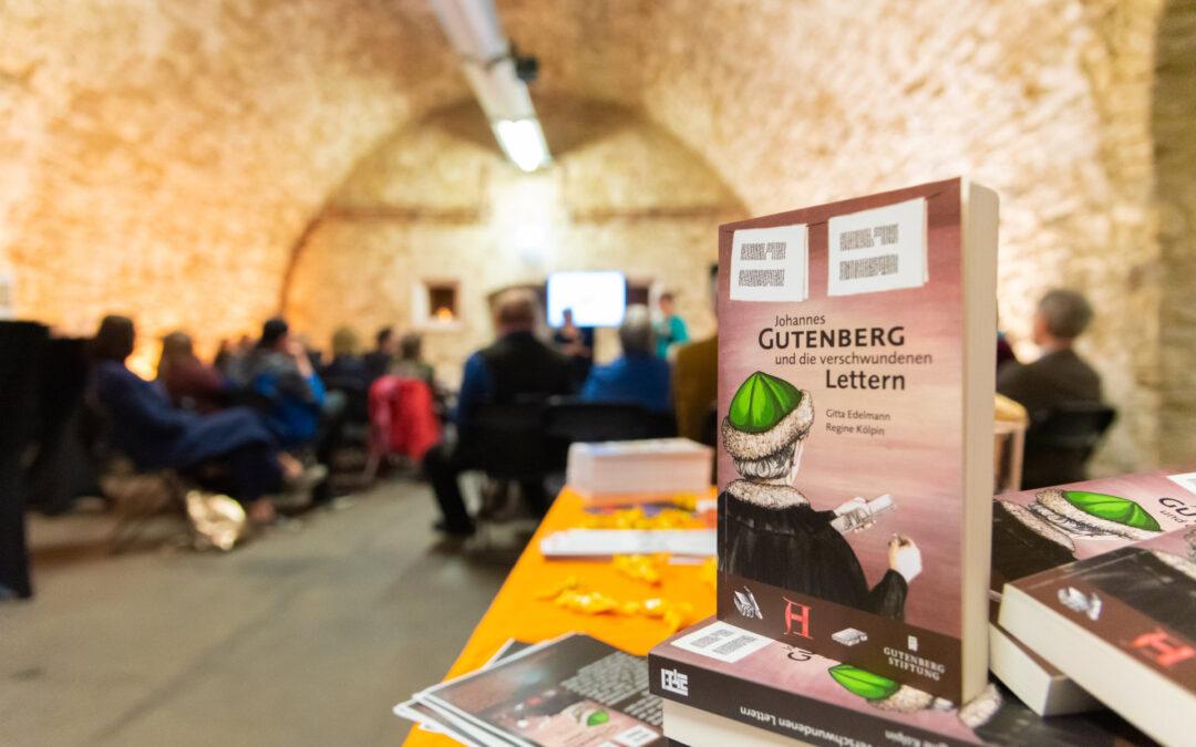 Gutenberg-Kinderkrimi ausgezeichnet!