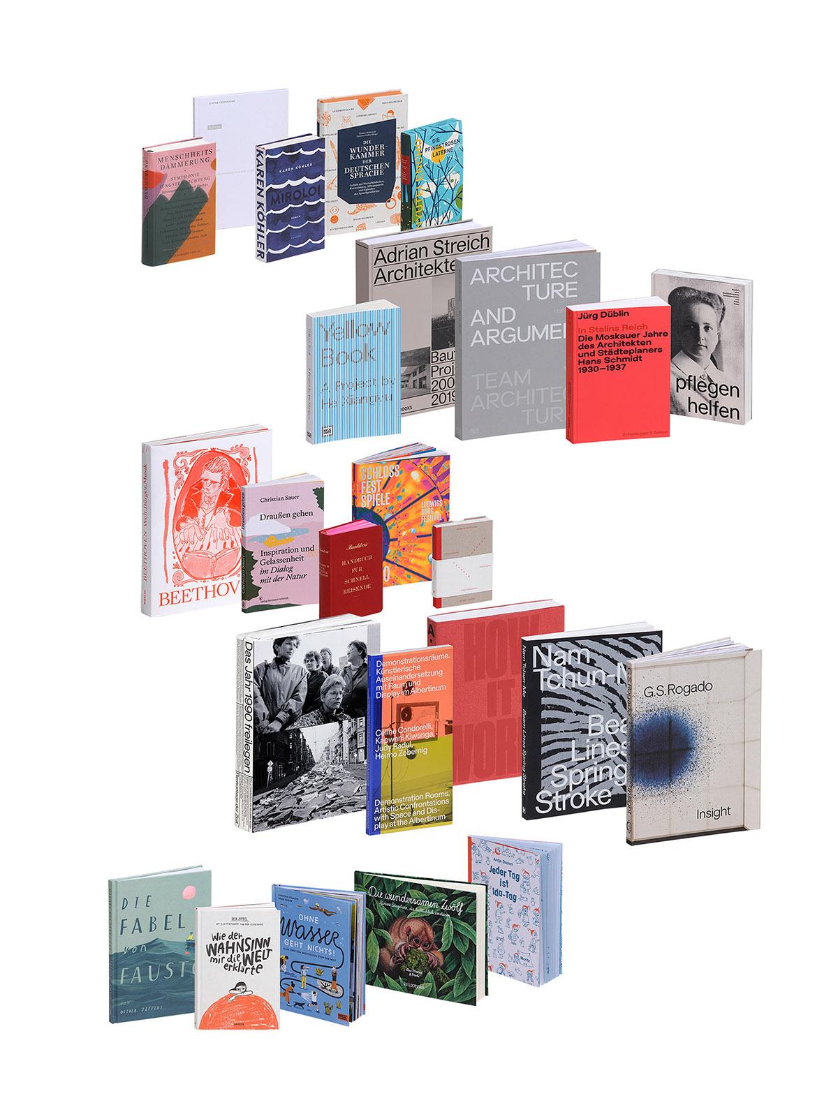 «Die schönsten deutschen Bücher 2020» sind gewählt