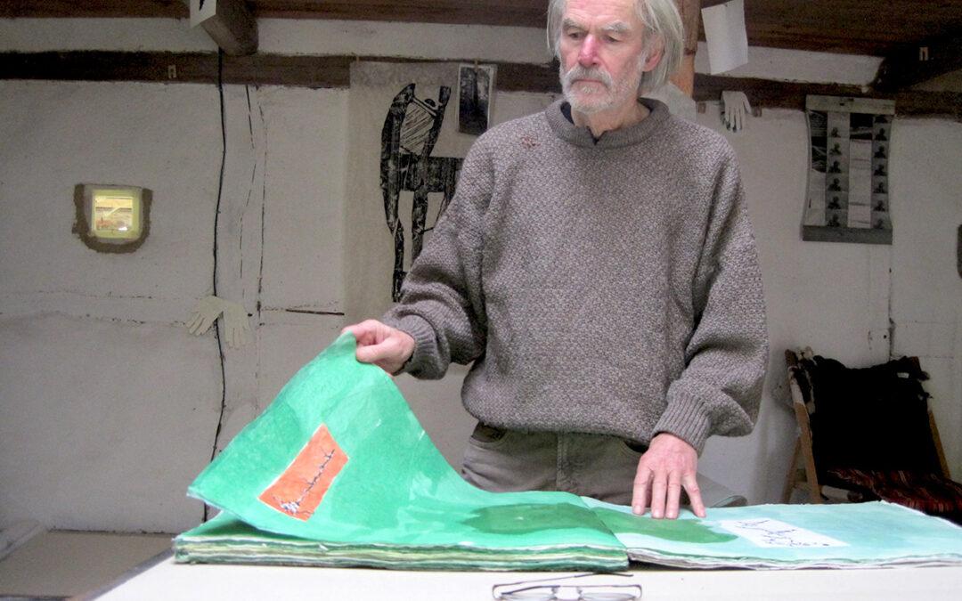 Antiquaria-Preis 2021 für Olaf Wegewitz