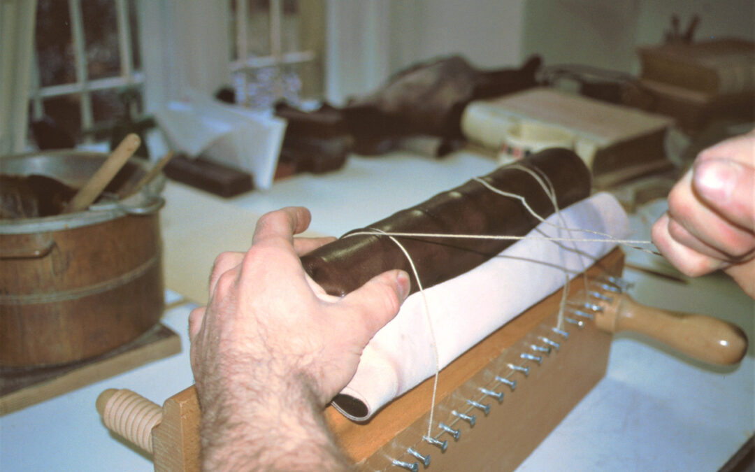 Das Buchbinderhandwerk ist immaterielles Kulturerbe