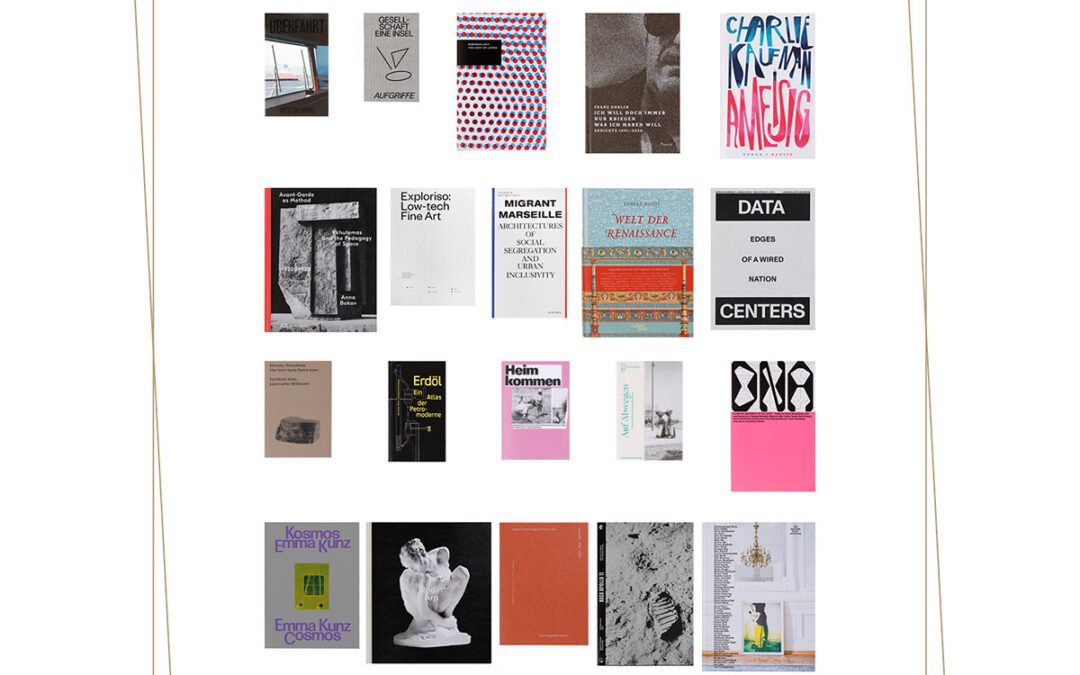 «Die schönsten deutschen Bücher 2021» sind gewählt