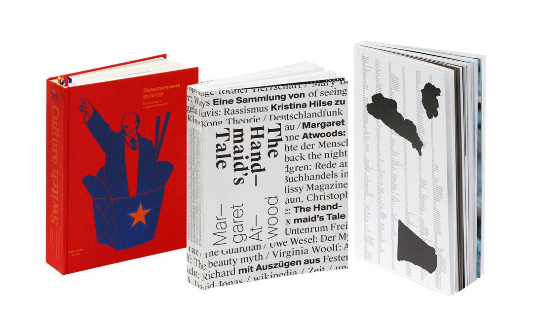 Drei «Förderpreise für junge Buchgestaltung» vergeben