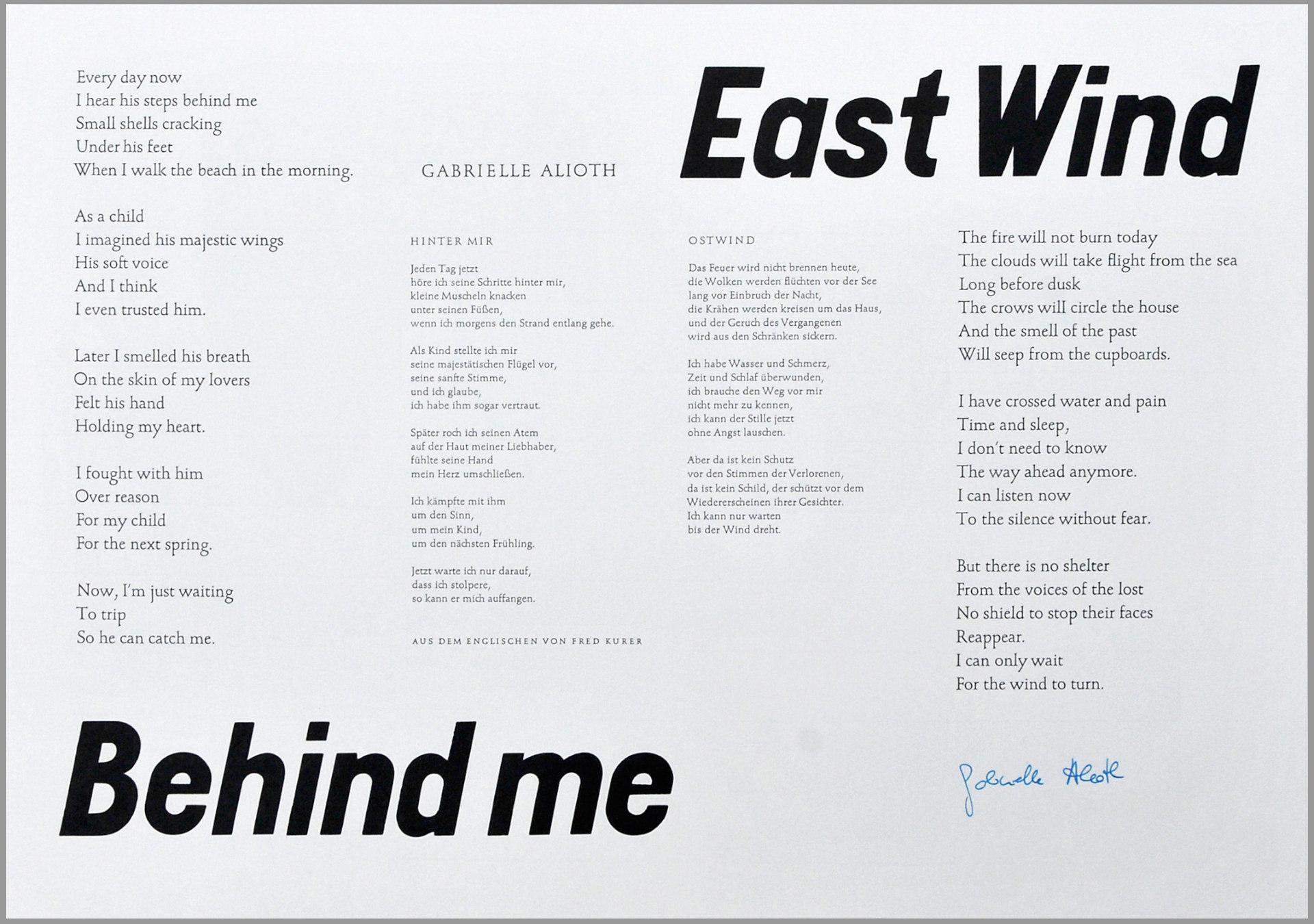 Offizin S: 101 Gedichtplakate