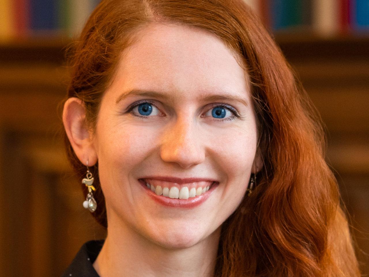 Dr. Julia Bangert – neue Spitze für den Freundeskreis Gutenberg