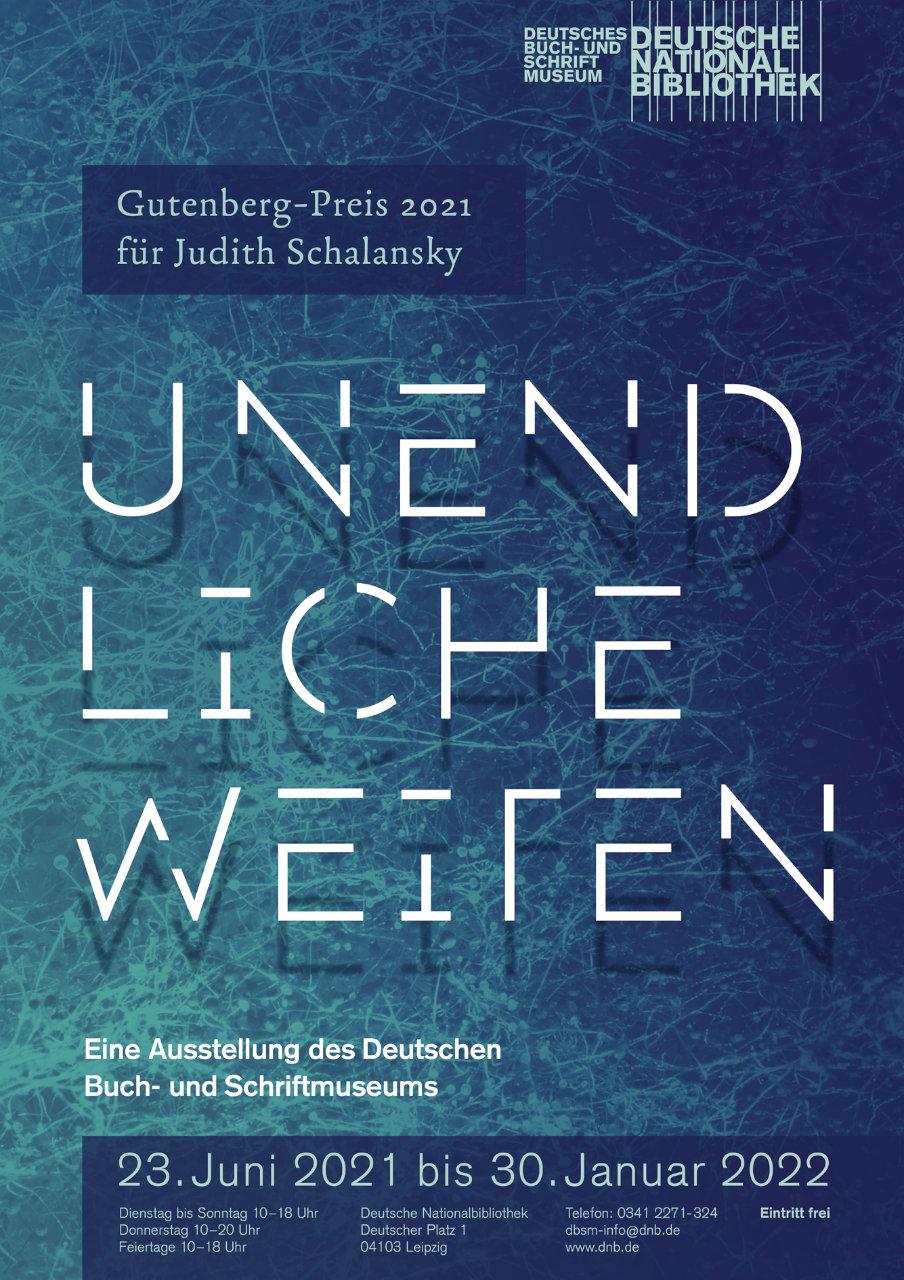 Judith Schalansky mit dem Gutenberg-Preis der Stadt Leipzig und einer Kabinettausstellung geehrt