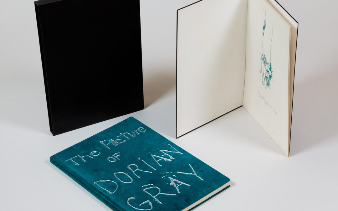 Aufgeblättert – ausgebreitet: Künstlerbücher von Eduardo Chillida bis Max Uhlig